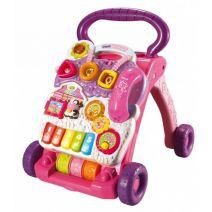 V-tech Baby walker roze