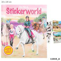 Miss Melody kleur- en stickerboek 11019