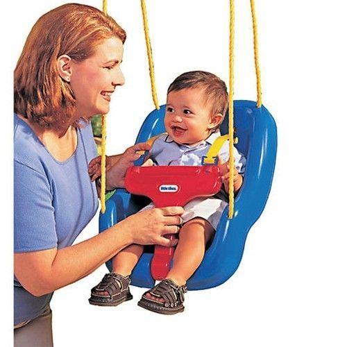Baby Born Schommel.2 In 1 Schommel Blauw Little Tikes Top1toysklazienaveen Nl